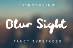 Blur Sight Product Image 1