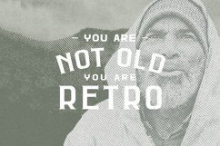 Retrohead Typeface | Font Product Image 6