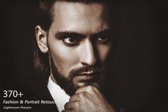370 Fashion & Portrait Retouch Lightroom Presets Product Image 1