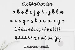 Magie Note Font Product Image 4