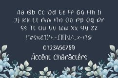 Galaxy Sprinkle Beautiful Handcraft Font Product Image 6