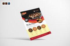 Food Festival Flyer Design Product Image 3