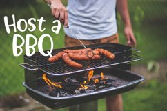 Picnic Basket - A Delicious Outdoors Font Product Image 3