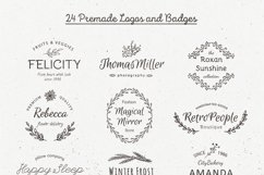 Mystical Forest DIY & Bonus Logos Product Image 4