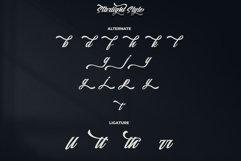 Starlight || Modern Script Product Image 2