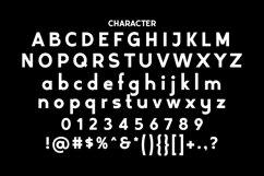 Web Font Gontano Product Image 3