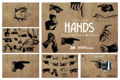 2200 Vintage Graphics Bundle Product Image 12
