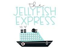 Jellyfish - A Fun Handwritten Font Product Image 4