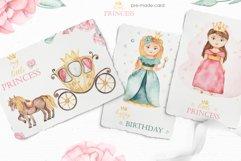 Little princess watercolor Product Image 7