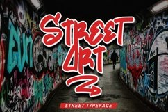 Street Art | Street Typeface Product Image 1