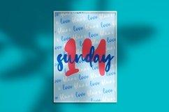 Web Font Fatherland - Cute Handwritten Font Product Image 5