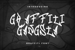Web Font Graffiti Gangsta Font Product Image 1