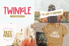 Spring Font Bundle - Fonts for Crafters Product Image 16
