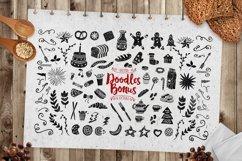 Hazelnut Typeface & Extras Product Image 2