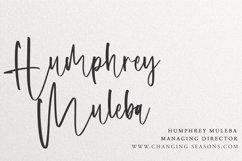 Heirloom - Signature Font Product Image 4