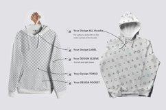 8 Mockups Hoodie Product Image 3