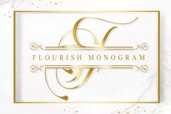 Flourish Monogram Product Image 1