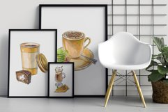 Coffee and cakes bundle Product Image 6