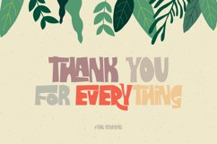 The Strattos - A Playful Font Product Image 4