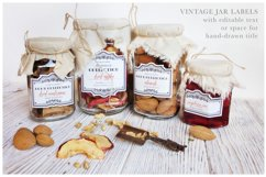 Vintage Pantry Label Collection Product Image 2