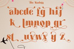 The Barista Font Product Image 3