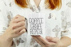 Web Font Carrot Patch - A Quirky Handlettered Font Product Image 3