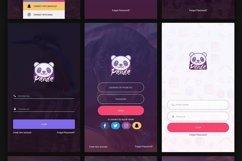 Panda Mobile UI Kit Product Image 7