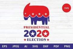 2020 United States of America Presidential Election Design Product Image 1