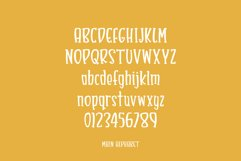 Bumbleberry - a silly serif font Product Image 3