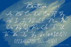 Brattica Signature // Handwritten Font - WEB FONT Product Image 6