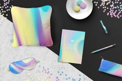 Set Holographic background textures Product Image 6