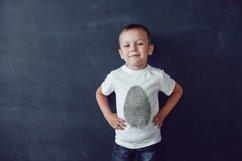 Kids T-Shirt Mock-Up Vol 8 2017 Product Image 6