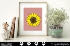 Sunflower Bundle Svg Product Image 8