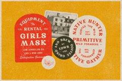 Rundeck - Vintage Texture Font Product Image 3