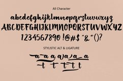 British Script - Handmade Brush Font Product Image 6