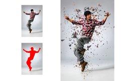 15 Wall Art Photoshop Actions Bundle Product Image 29