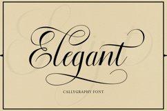 Floural Script Product Image 2