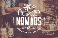 Nomads -The Farmer Original Typeface Product Image 1