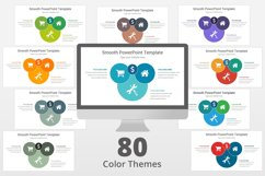 Smooth multipurpose PowerPoint Presentation Template Product Image 3