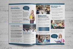 Education Bifold Trifold Brochure Product Image 3