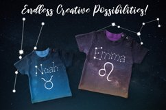 Written in Stars Constellation Writing/Letters Product Image 3