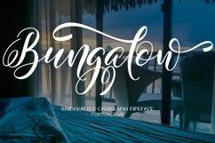 Web Font Bungalow Product Image 1