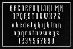 Dentra Typeface Product Image 5