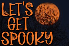 Halloween Party - A Spooky Font Duo Product Image 5