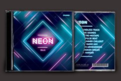 Neon CD Cover Artwork Product Image 1
