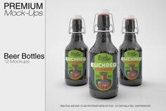 Beer Bottle Mockup Pack Product Image 1