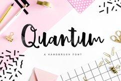 Quantum Font Product Image 1