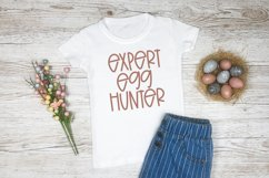 A Spring Thing - A Quirky Handlettered Font Product Image 4