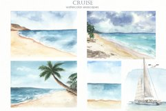 Cruise Watercolor collection Product Image 10