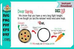 Dear Santa Placemat Product Image 5